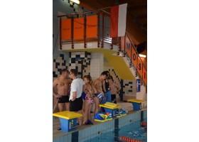 sztafeta pływacka