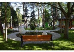 Park Osiedlowy przy ul. Baczyńskiego