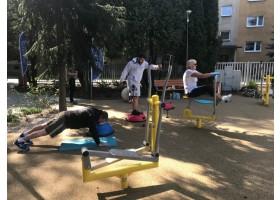 Zdjęcia treningu